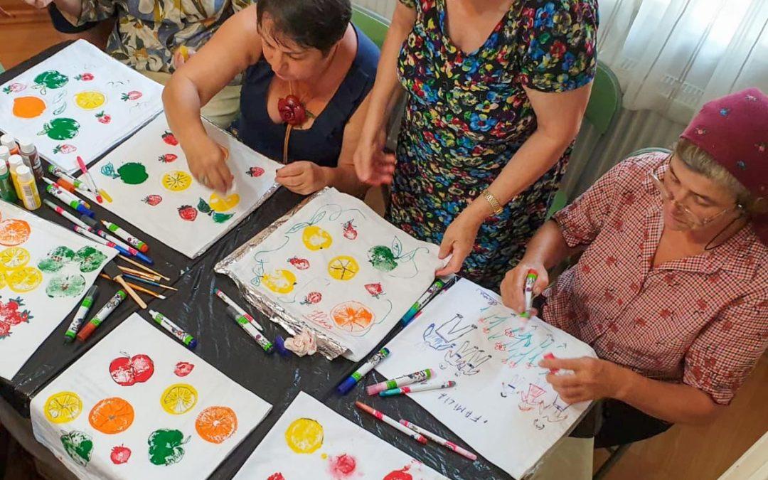 Cum pot bunicii influenţa pozitiv caracterul nepoţilor