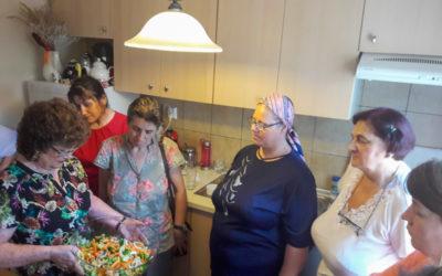 Nutriţie optimă pentru femei peste 50 de ani + Cooking Class